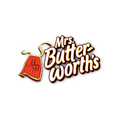 Mrs. Butter-Worth's logo