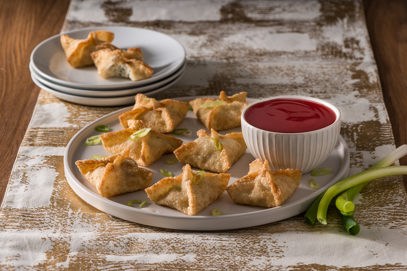 Fun to make and fun to eat, this classic appetizer is definitely a real crowd-pleaser.